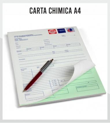 Carta Chimica A4